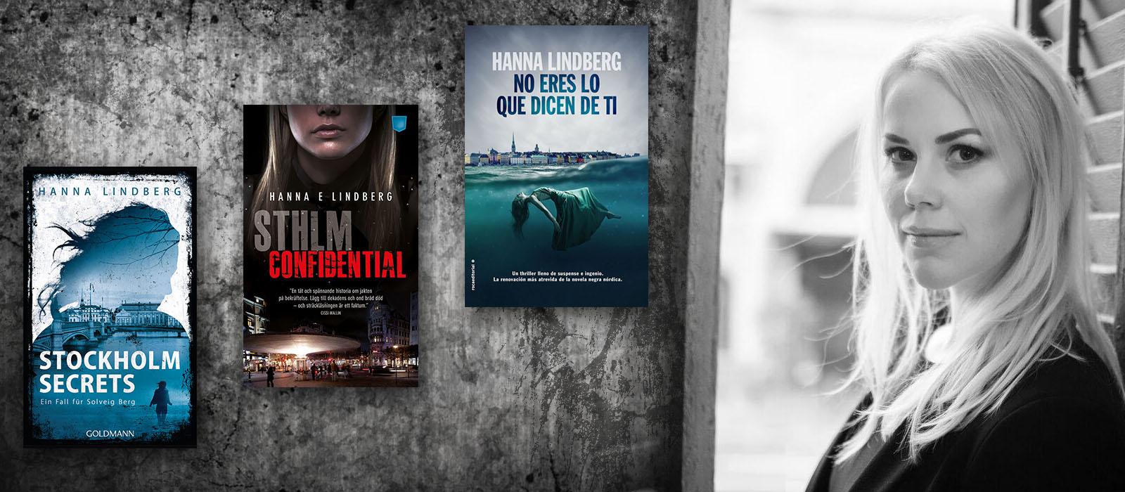 Hanna Lindberg Books