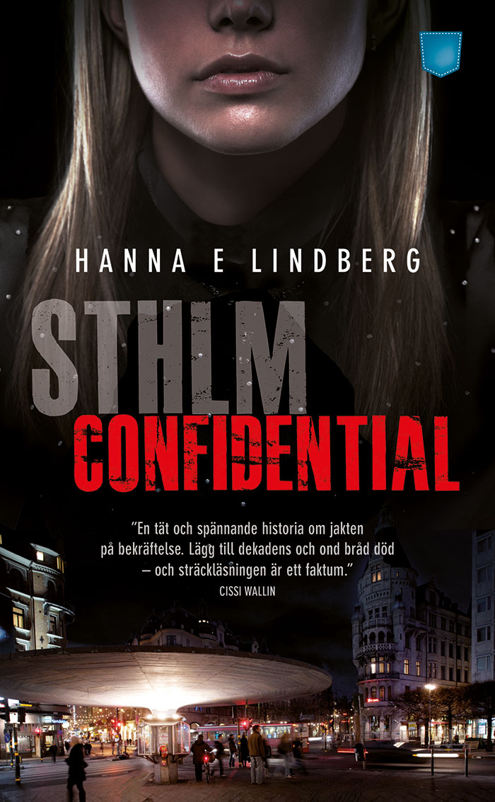 STHLM Confidential - Front Cover