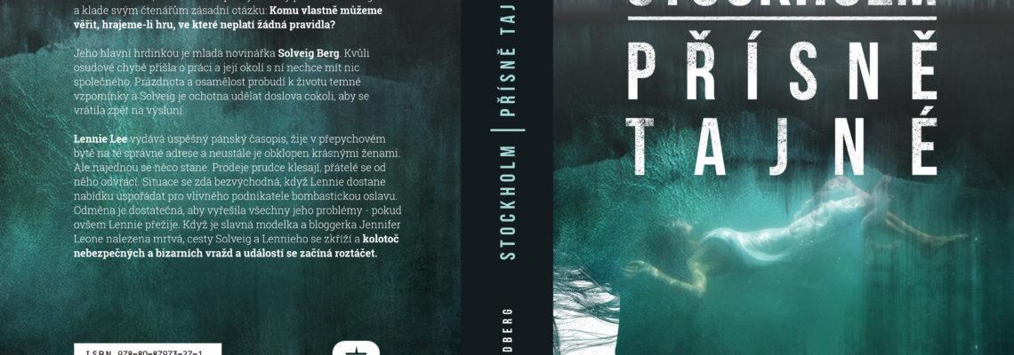 Stockholm – Přísně tajné release in Czech Republic