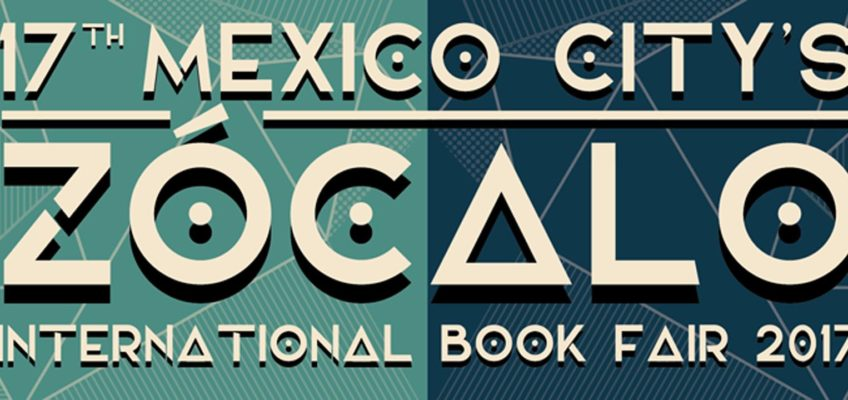 Mexico City's Zócalo International Book Fair