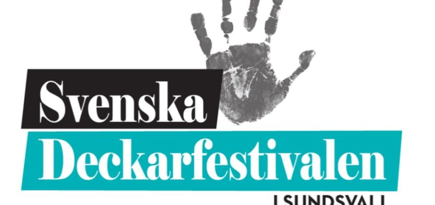 Deckarfestivalen i Sundsvall 7-9 november