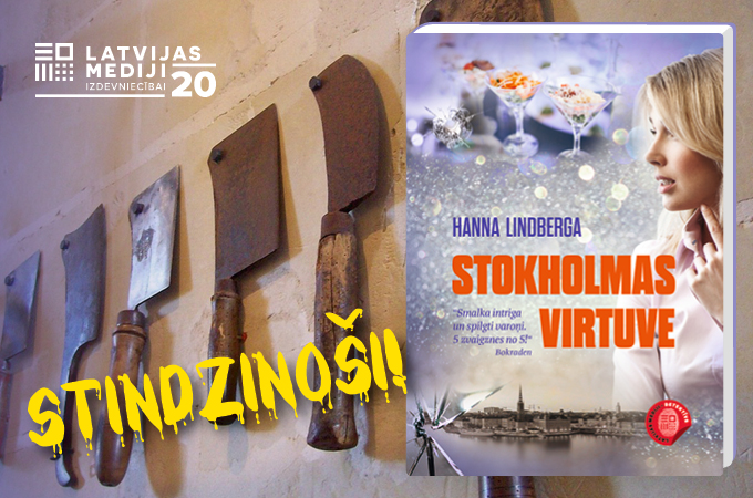 Stokholmas virtuve out in Latvia