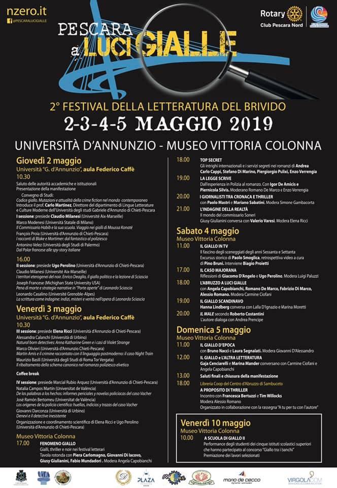 pescara-a-lici-gialle-festival-programme-2019